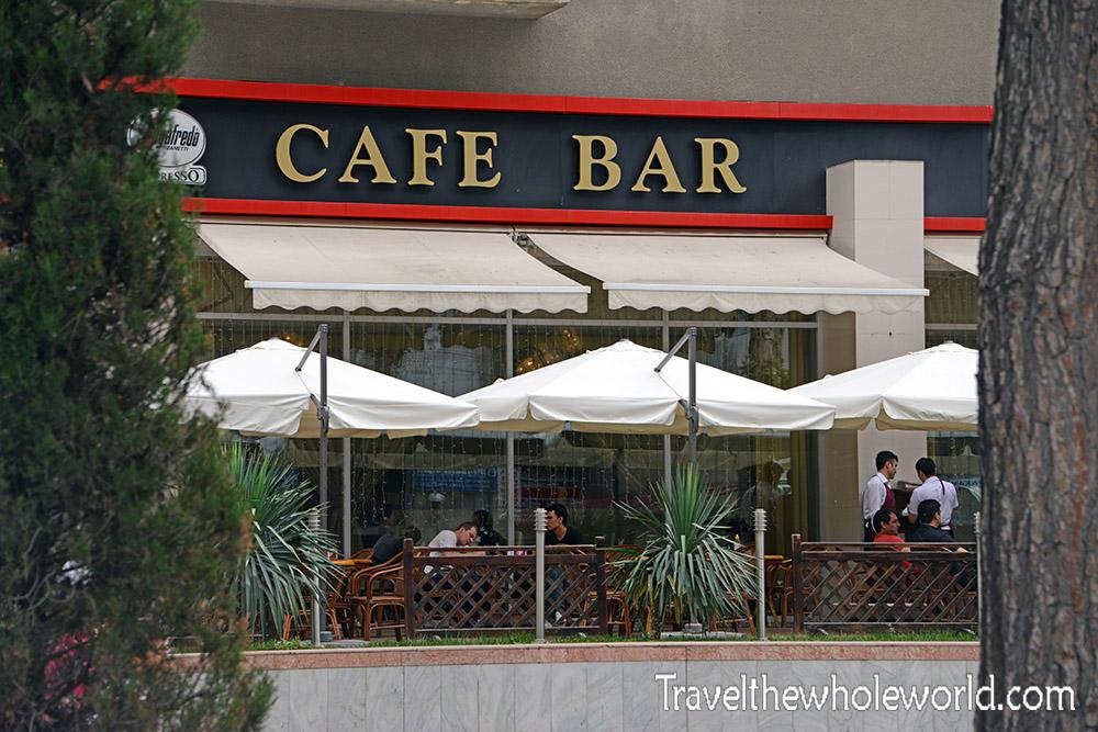 Tajikistan Dushanbe Cafe Bar