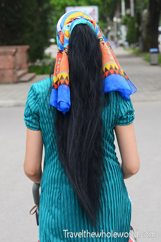 Tajikistan Dushanbe Hair