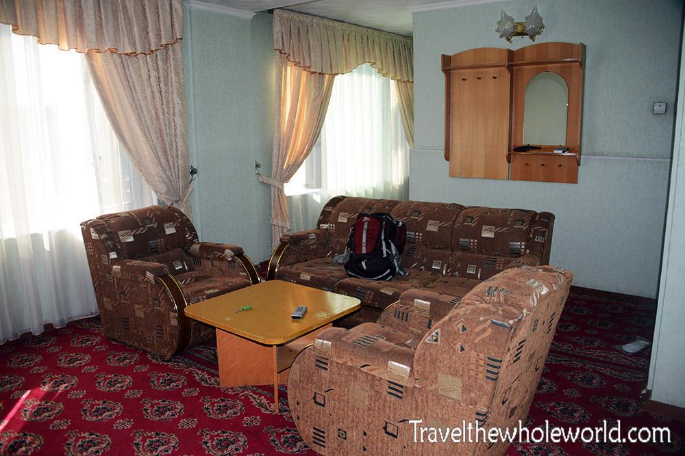 Tajikistan Dushanbe Hotel Room