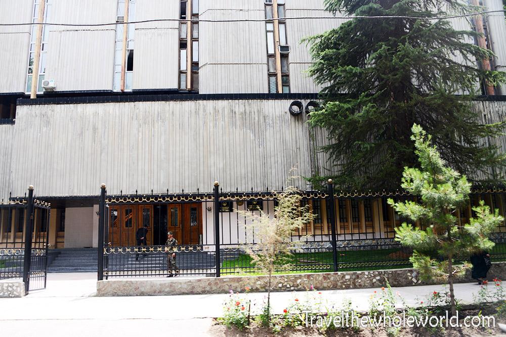 Tajikistan Dushanbe KGB