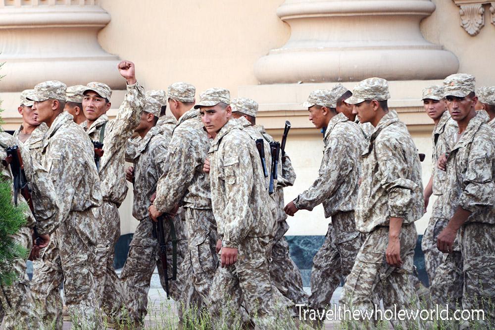 Tajikistan Dushanbe Military