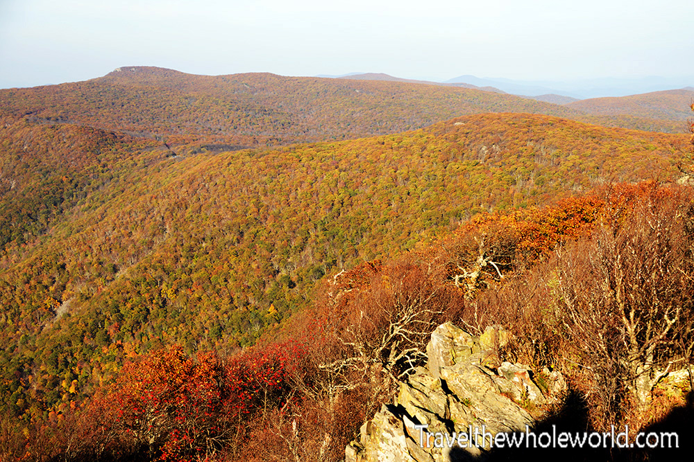 Shenandoah Virginia Fall