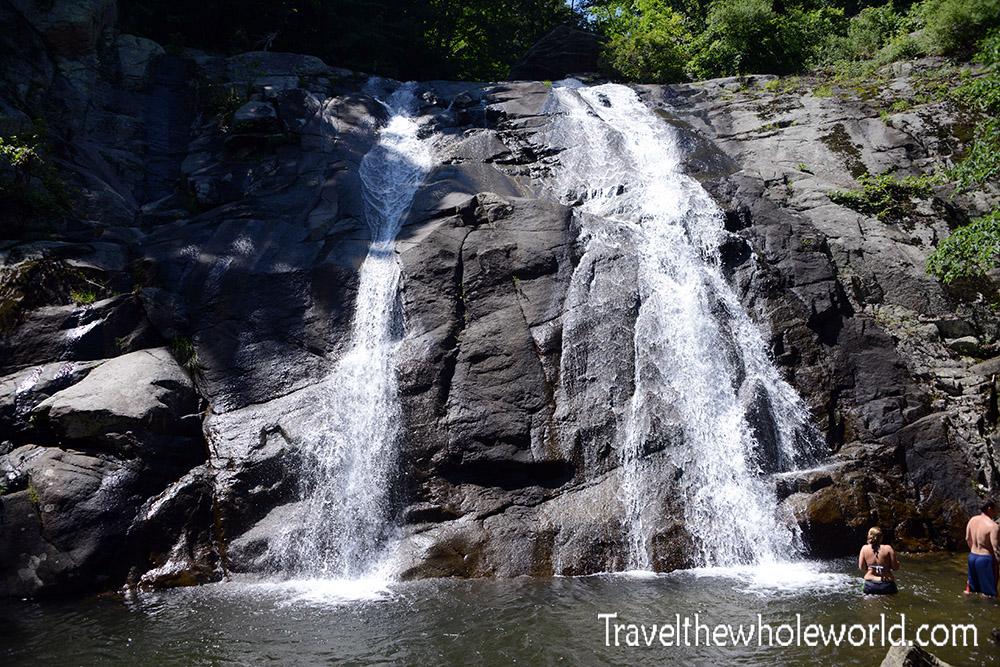 Shenandoah White Oak Canyon Lower Falls