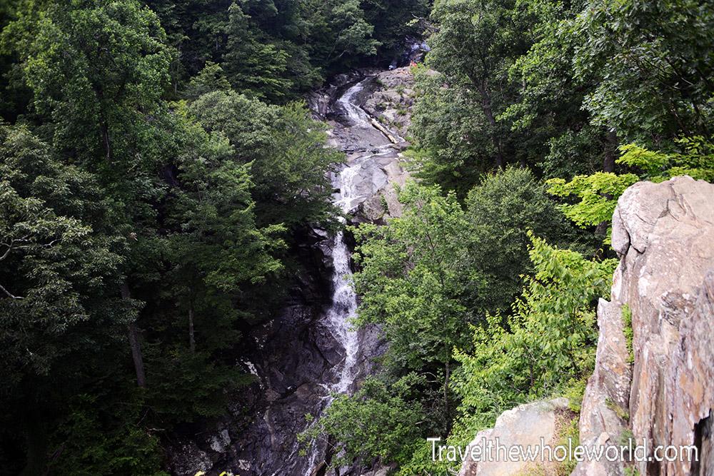 Shenandoah White Oak Canyon Upper Falls