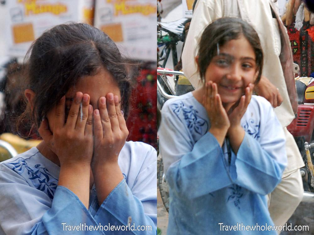 Afghanistan Hide & Seek Girl