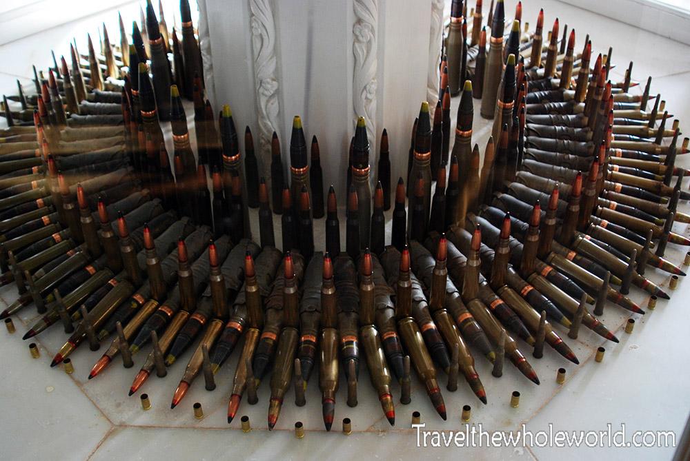 Afghanistan Jihad Museum Bullets