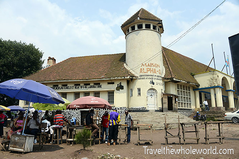 Congo Goma Black Market