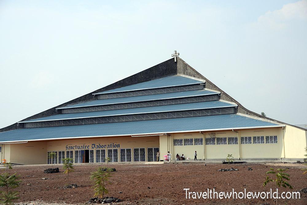Congo Goma Cathedral Dadoration