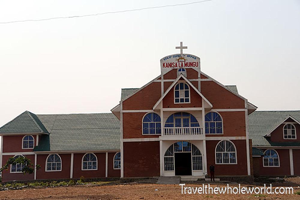 Congo Goma Church Kanisa La Mangu