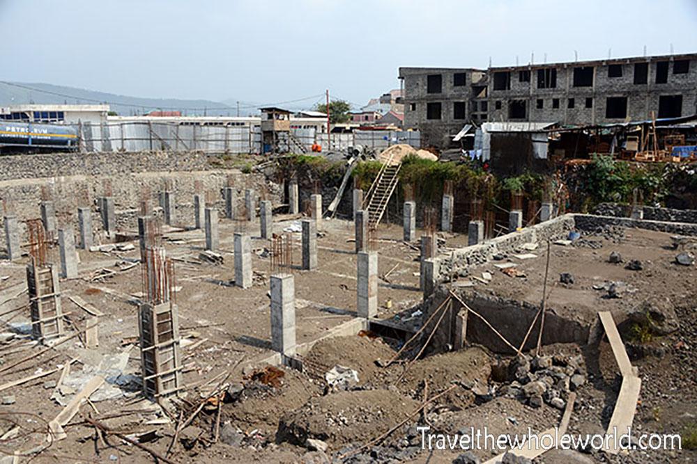 Congo Goma Construction