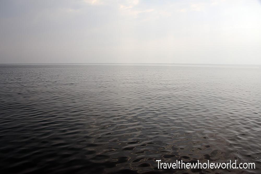 Congo Goma Lake Kivu Morning