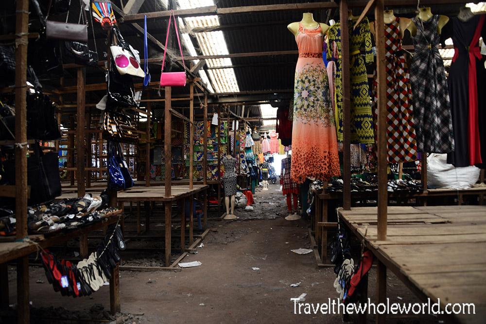 Congo Goma Market