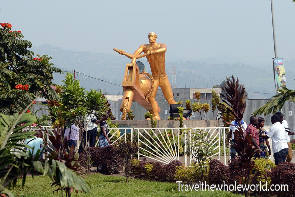 Congo Goma Memorial