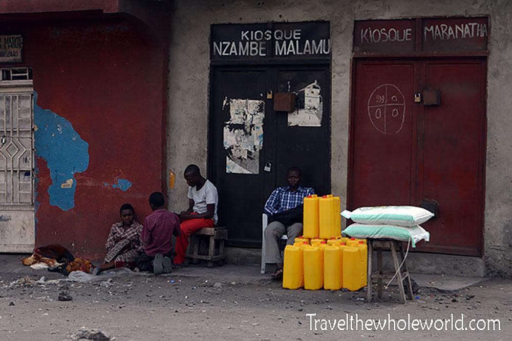 Congo Goma People