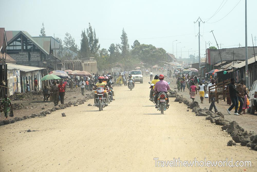 Congo Goma Road