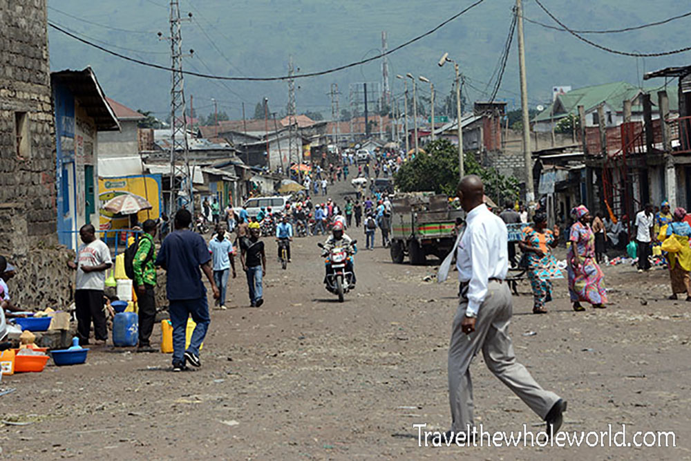 Congo Goma Street