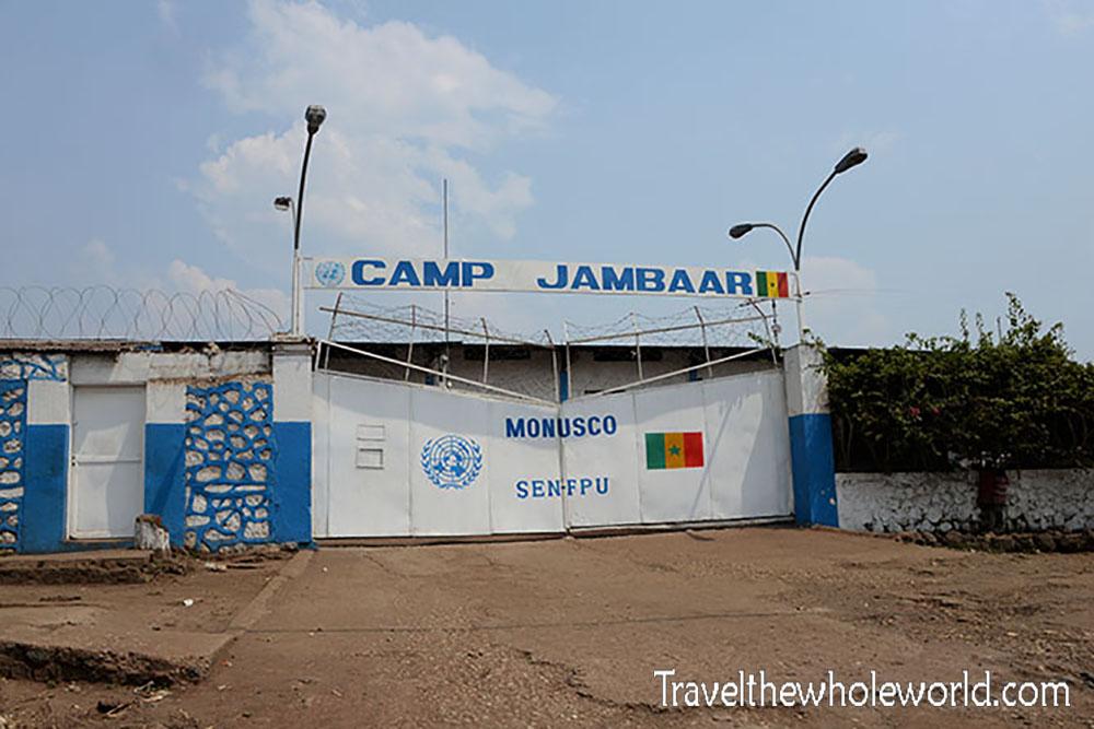 Congo Goma UN Base
