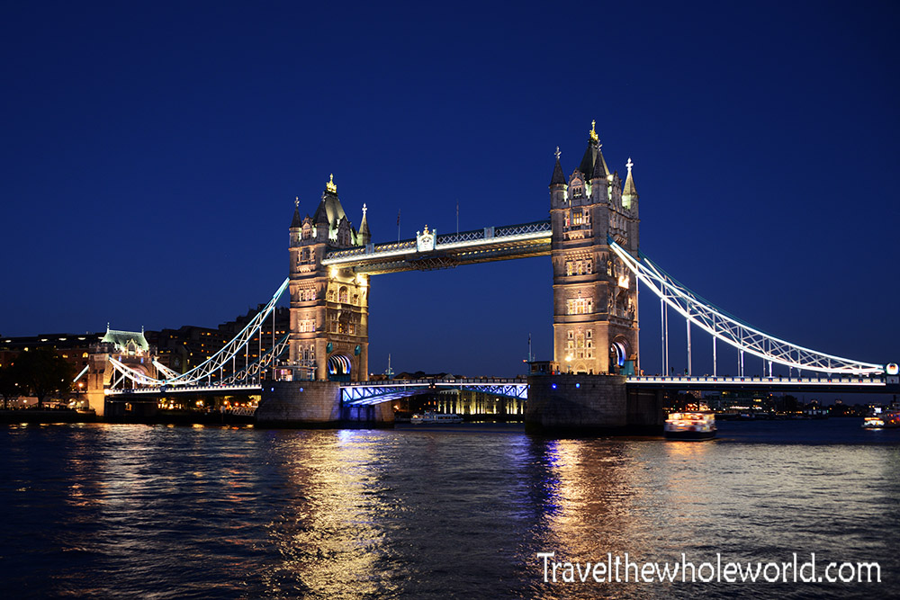 England London Tower Bridge