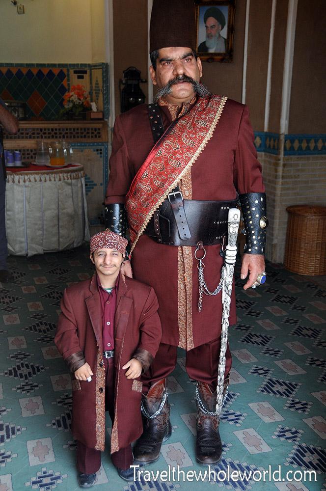 Yazd Traditional Persians