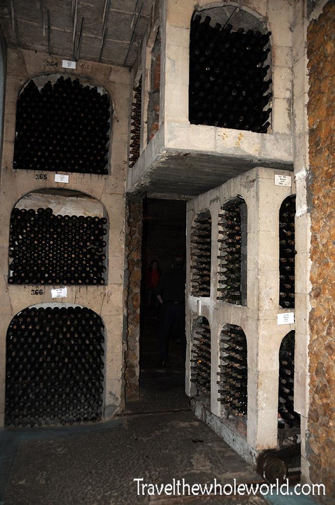Milestii Mici Secret Cellar