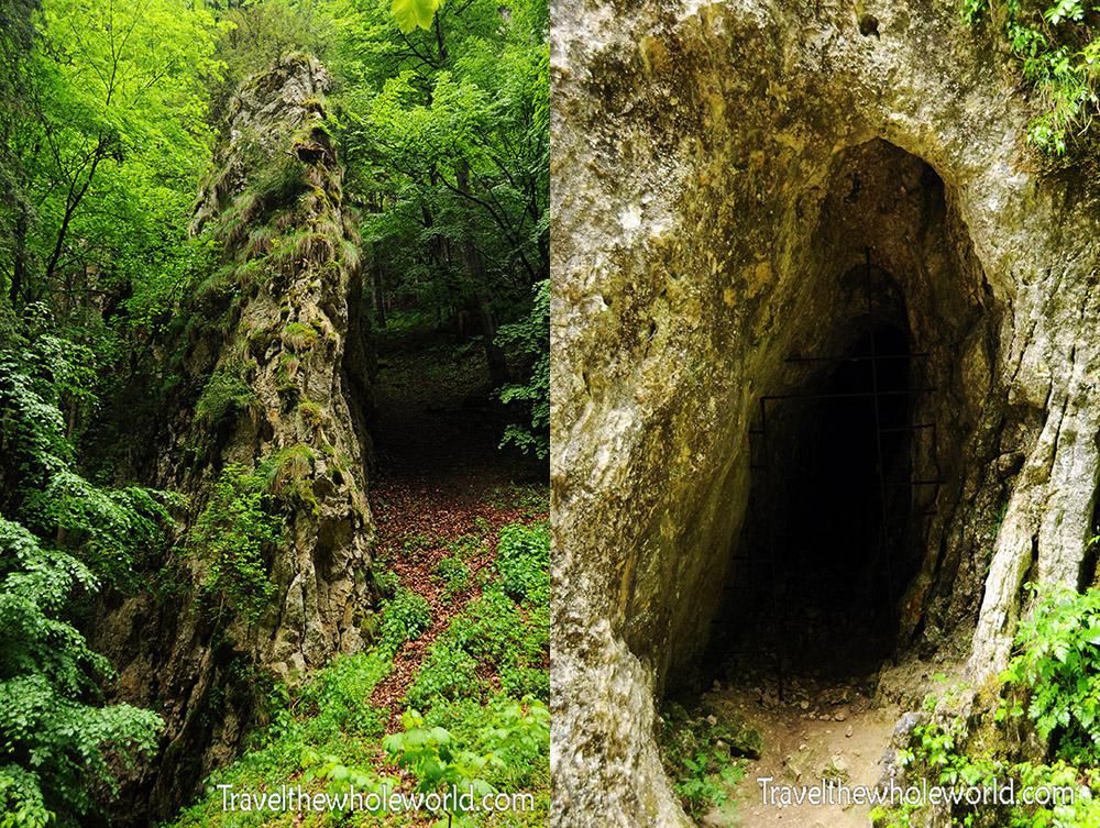 Romania Piatra Craiului Spike & Cave