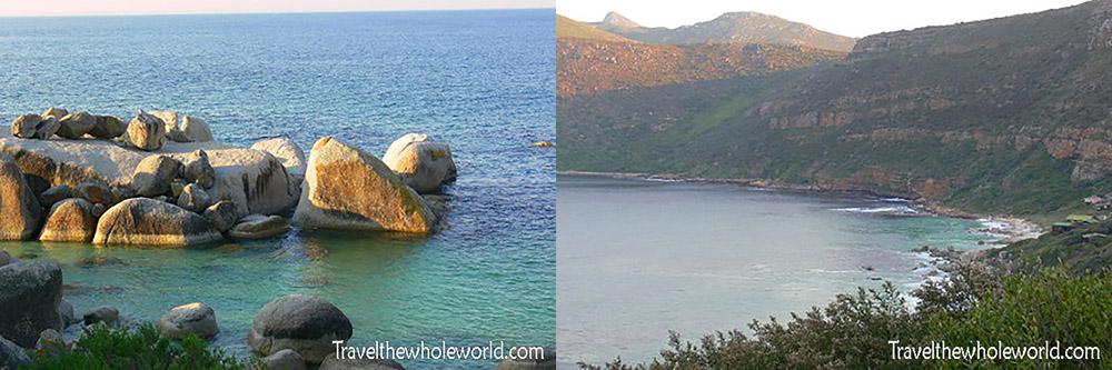 South Africa Coastal Areas