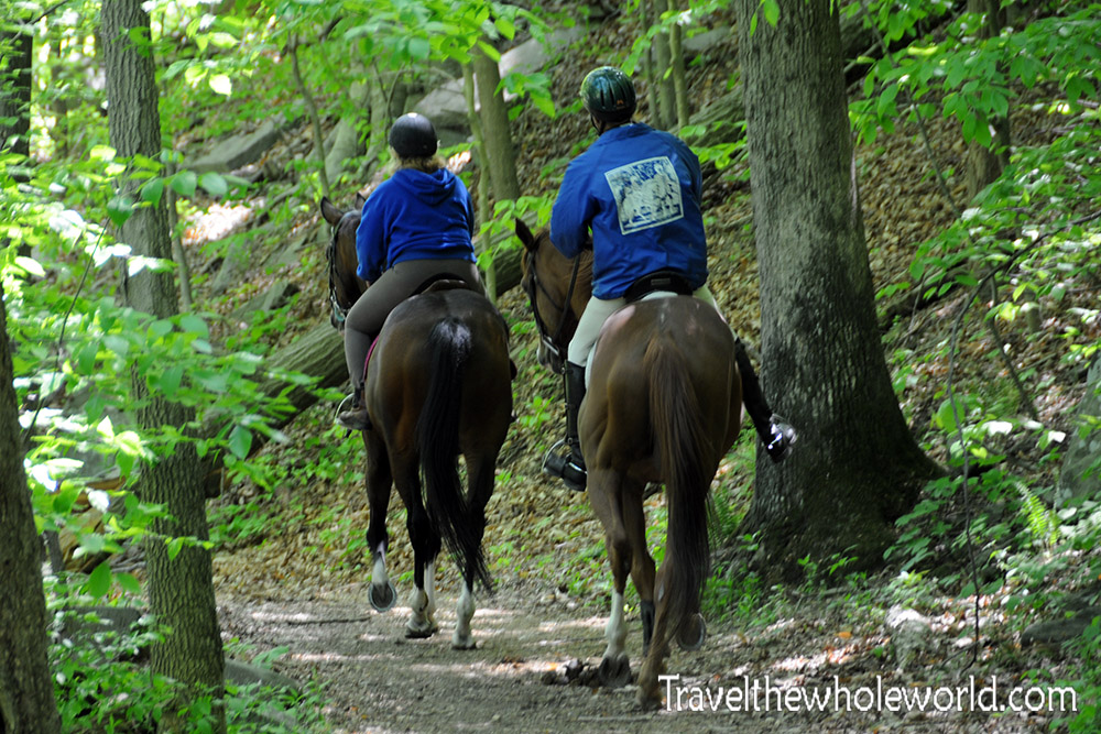 Rock Creek Park Horseback Riding