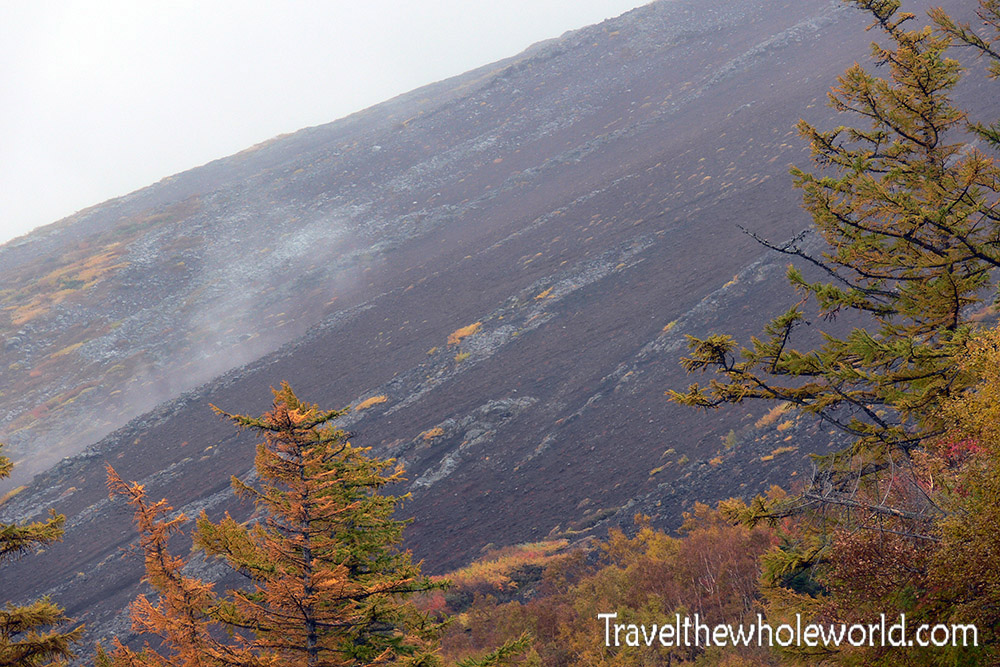 Slopes of Mt. Fuji