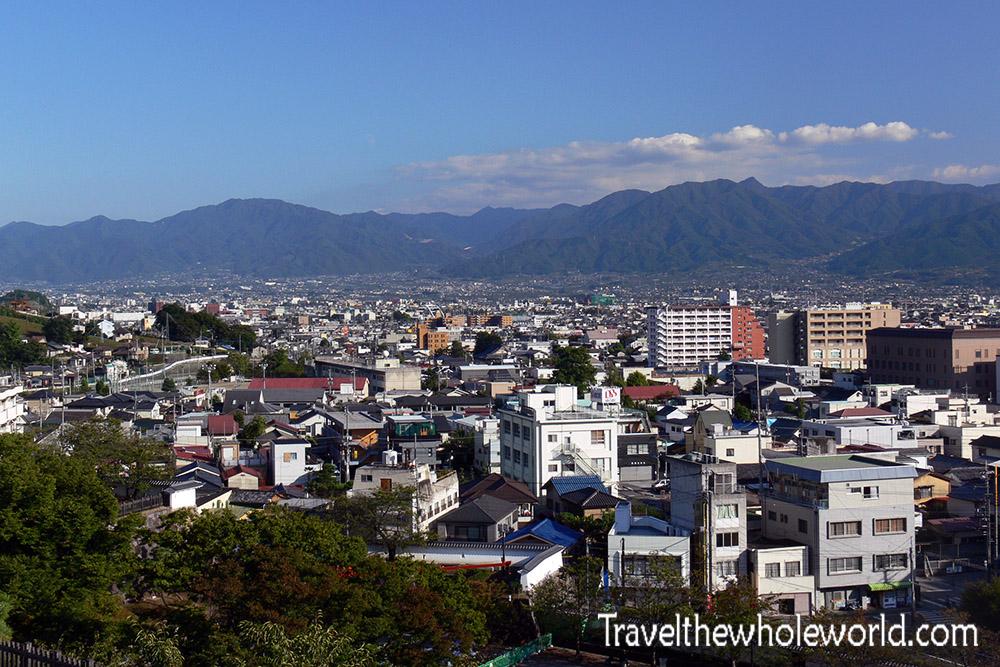 Kofu Japan