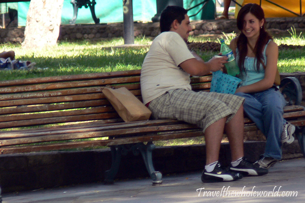 Mendoza Couple