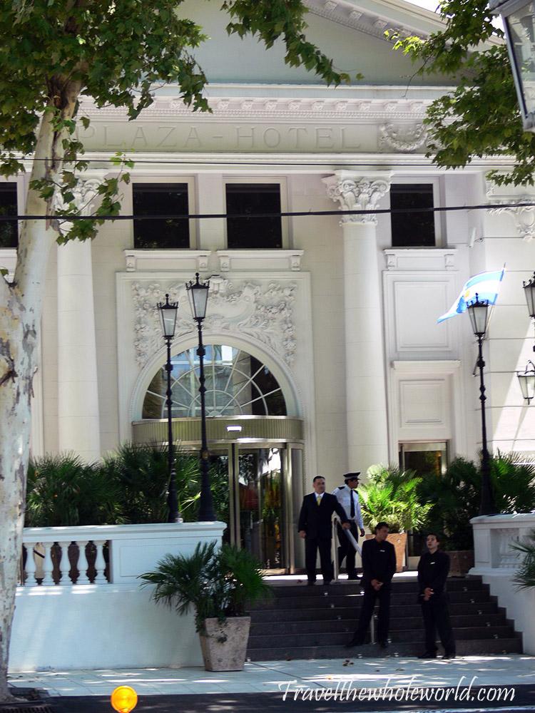 Argentina Mendoza Hotel
