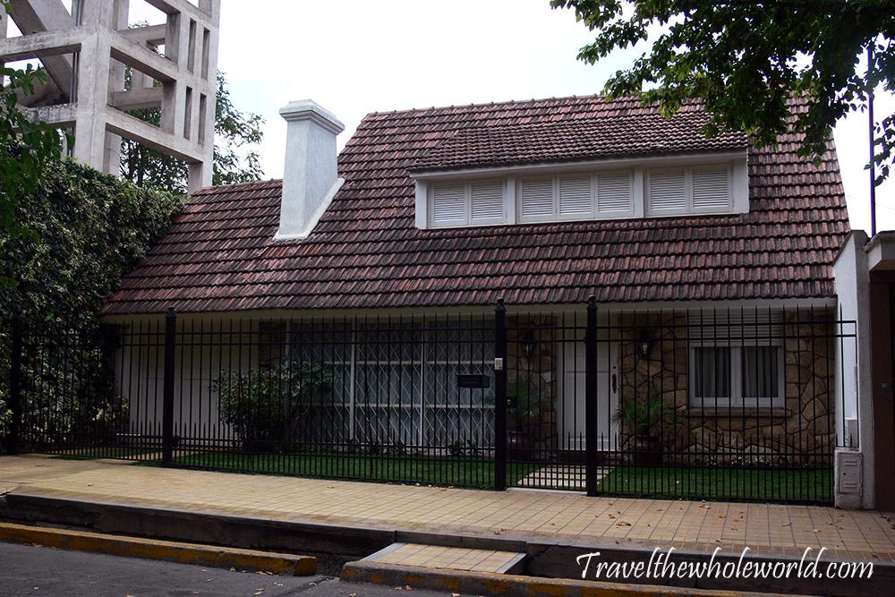Mendoza House