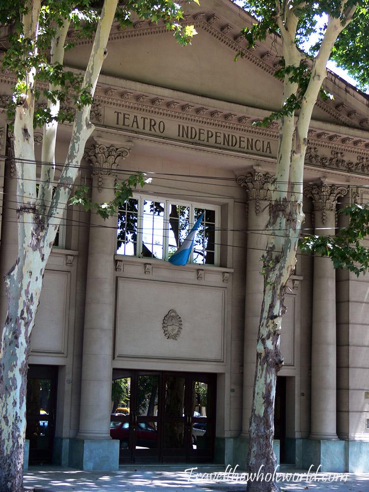 Argentina Mendoza Theater