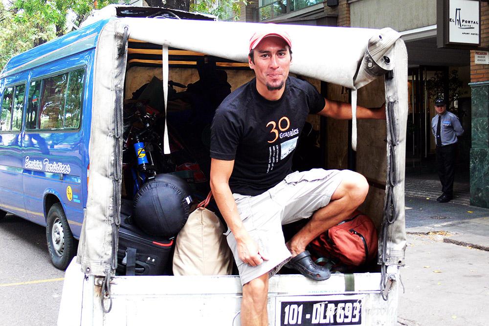 Mendoza Off to Aconcagua