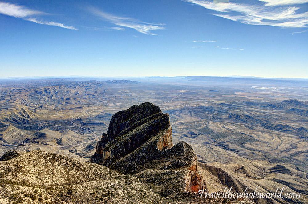 Guadaloupe Peak El Capitan