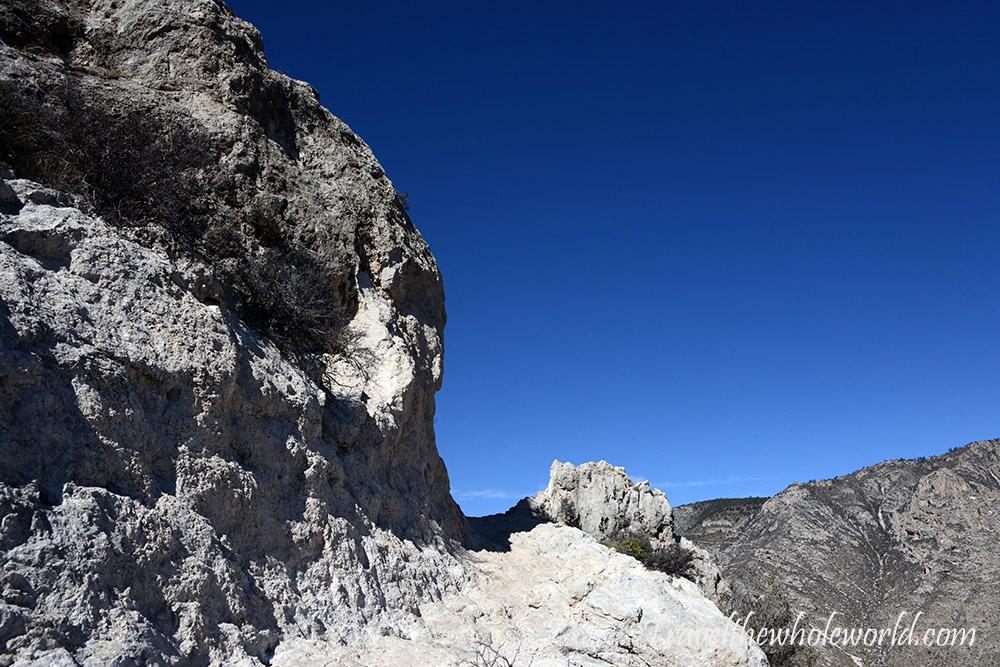 Guadaloupe Peak Wall