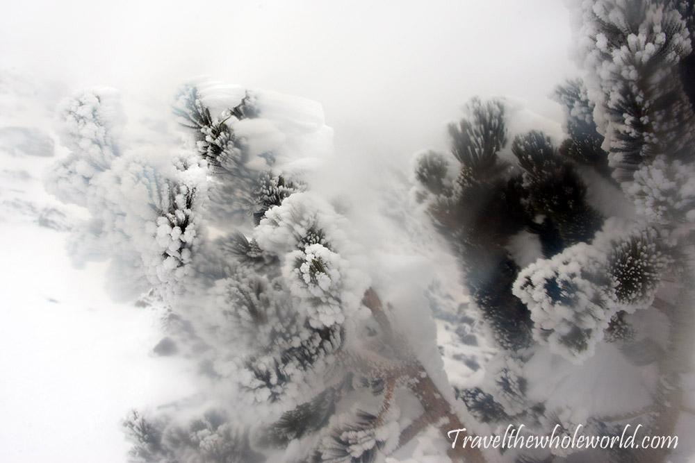 Mt. Humphreys Bad Weather