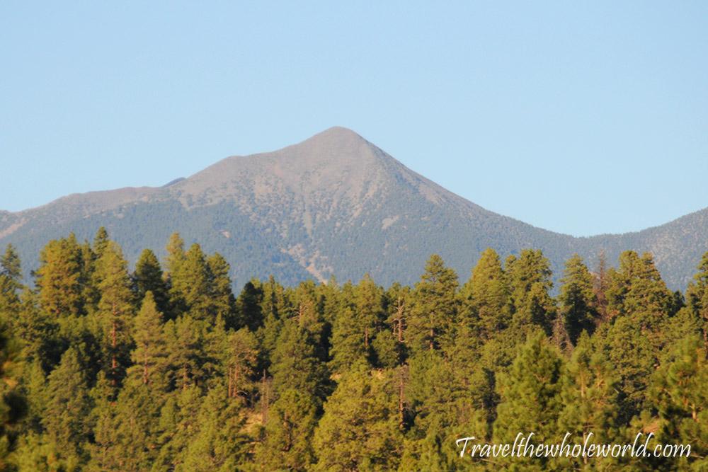 Mt Humphreys Arizona