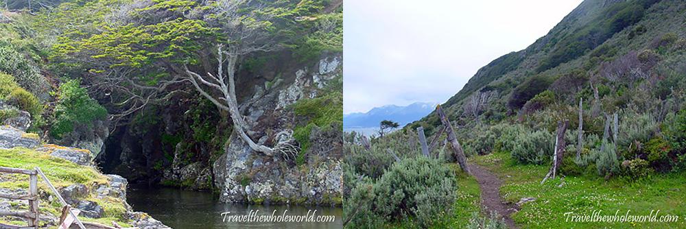 Argentina Tierra del Fuego Hiking Trail