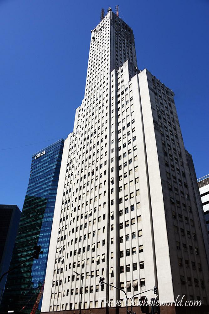 Argentina Buenos Aires Skyscraper