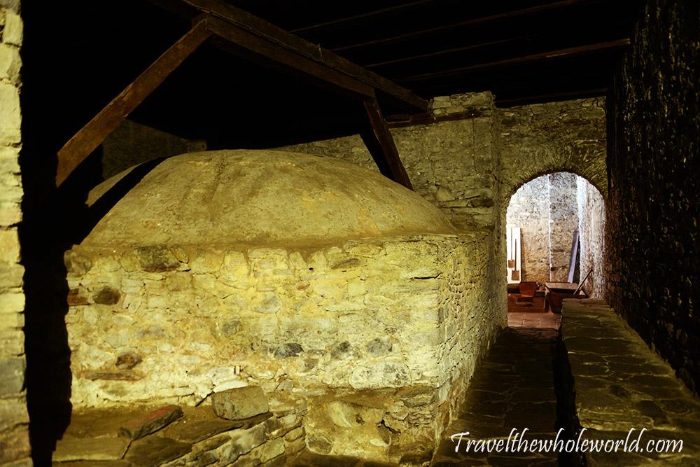 Bulgaria Rila Monastery Oven