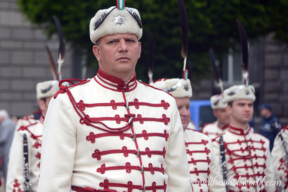 Bulgaria May 24th Marching Band