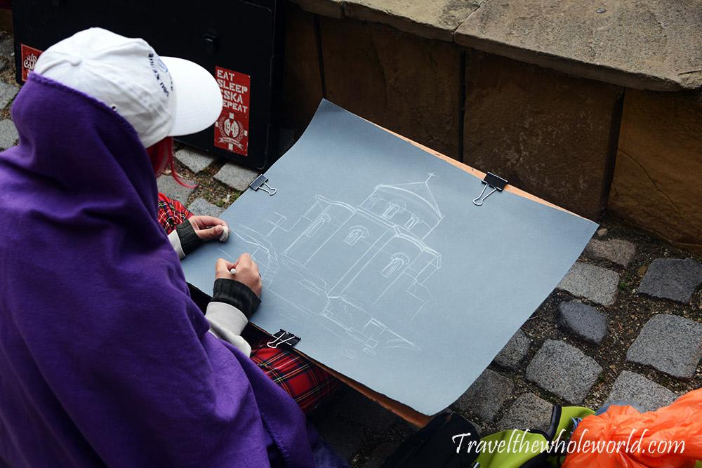 Bulgaria Sofia Painter