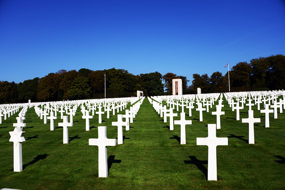 American Cemetery Luxembourg