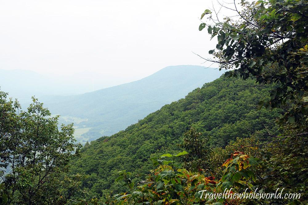 Virginia Appalachian Trail McAfee Knob Mountains
