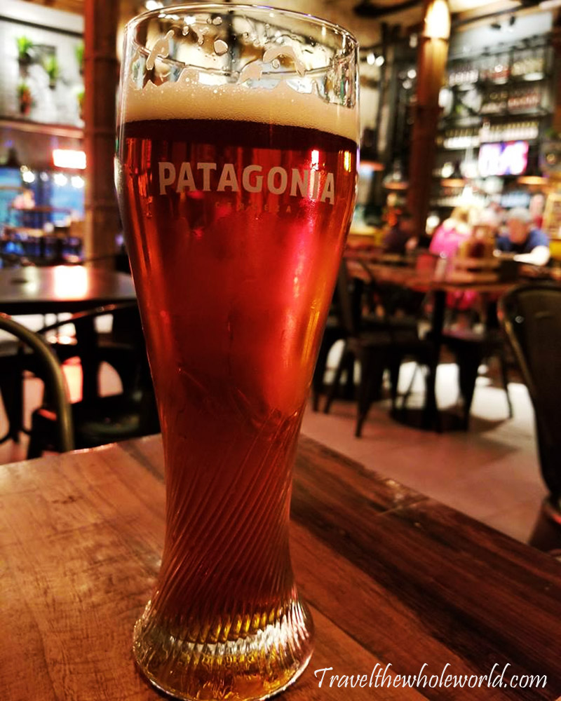 Argentina Buenos Aires Patagonia Beer