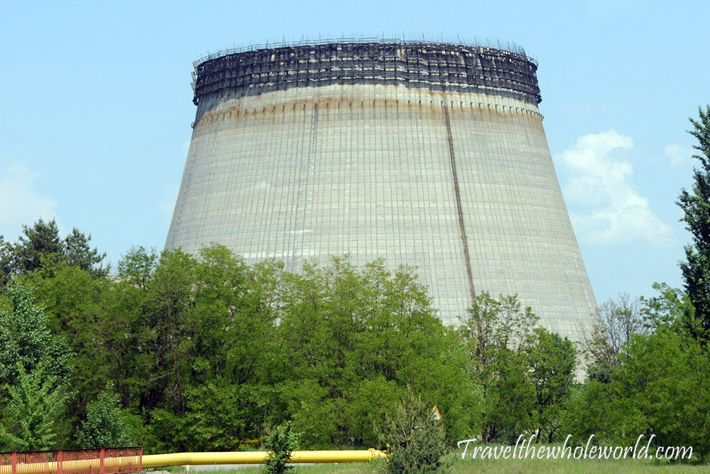 Chernobyl Pripyat Nuclear Reactor Number 5 #5