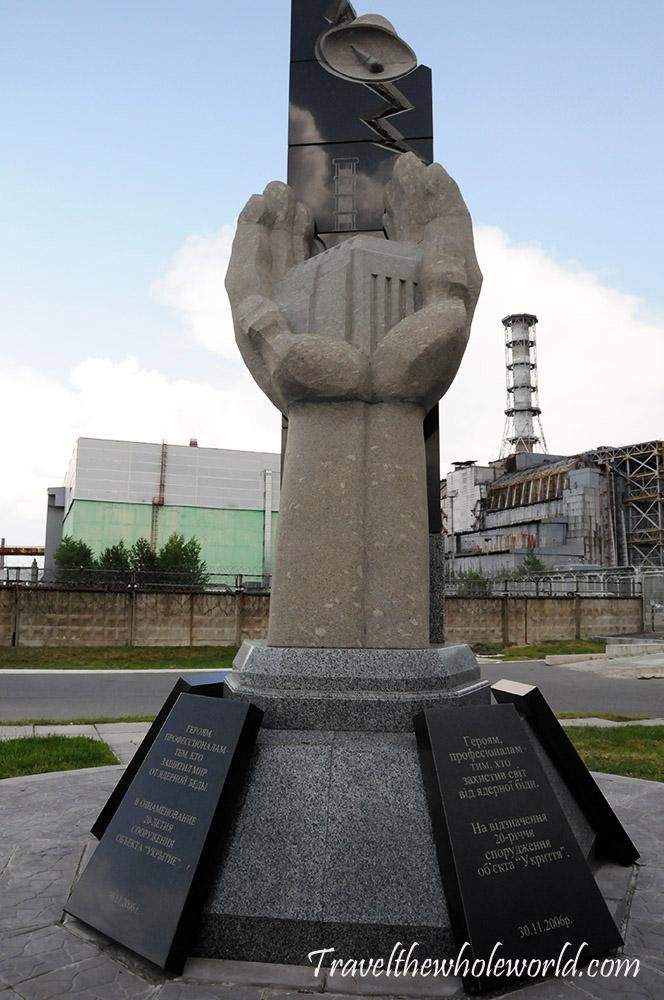 Chernobyl Pripyat Memorial