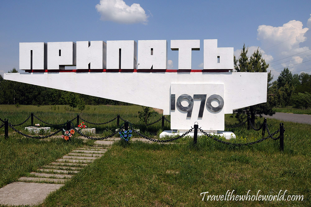 Welcome to Pripyat