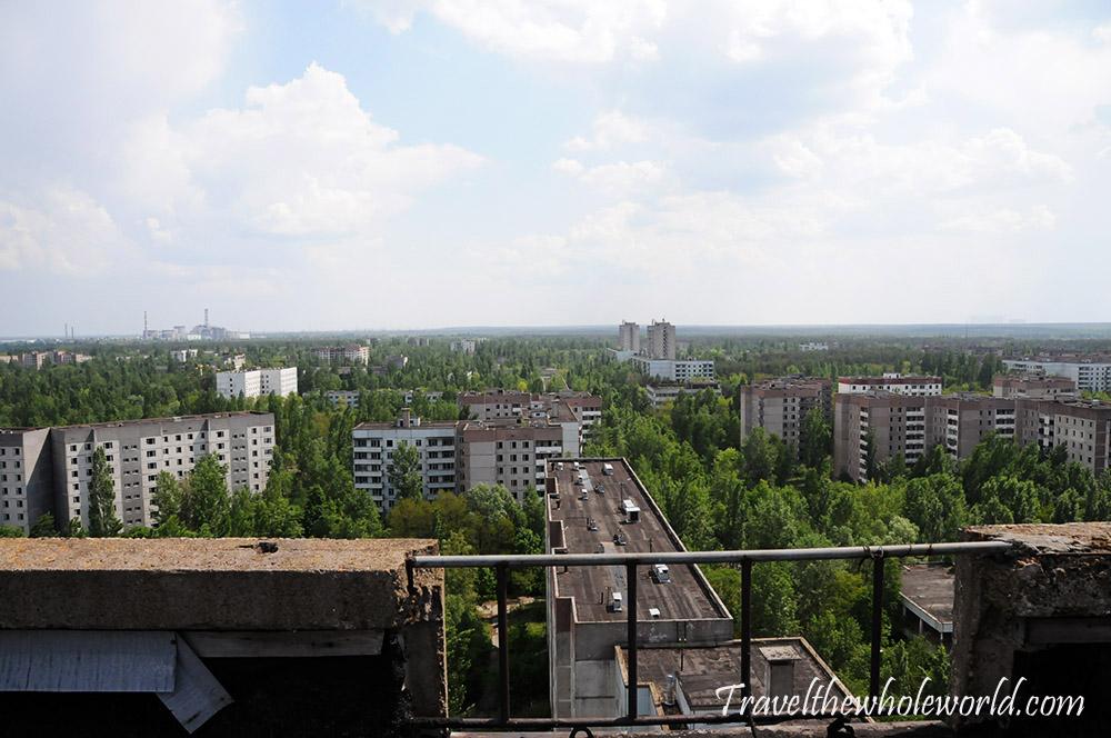 Visiting Pripyat
